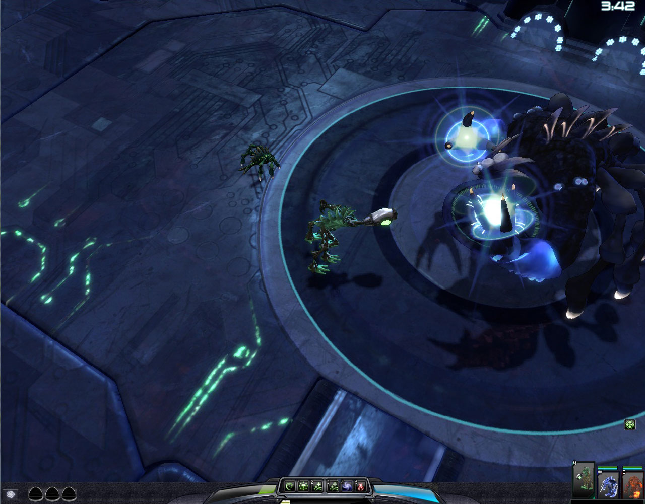 Sci-fi akční RPG Darkspore oznámeno 10011