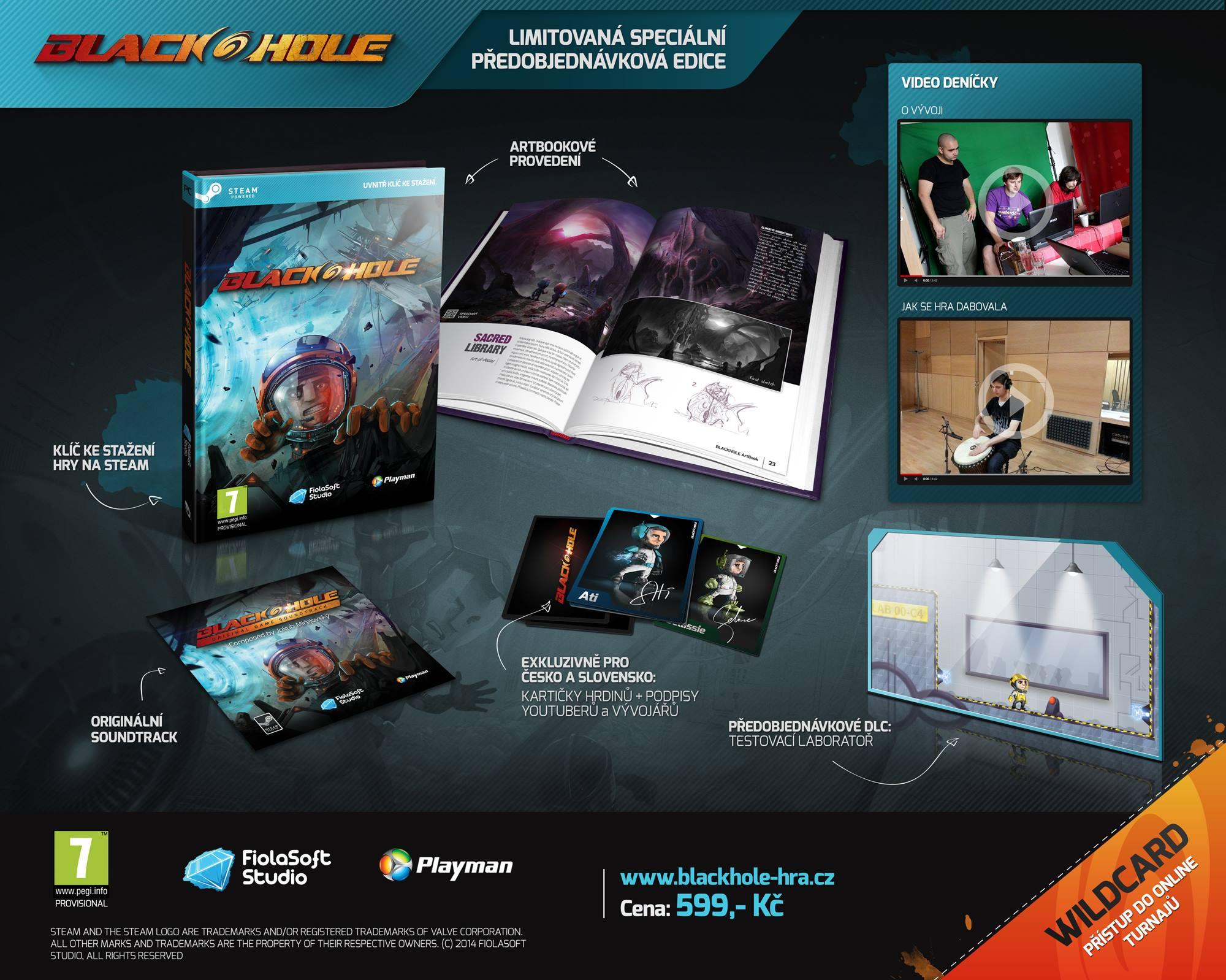 Vyhrajte speciální edice Blackhole 100113