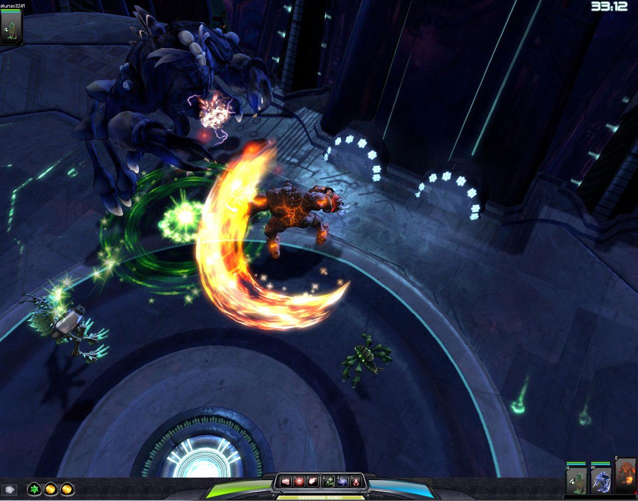 Sci-fi akční RPG Darkspore oznámeno 10012
