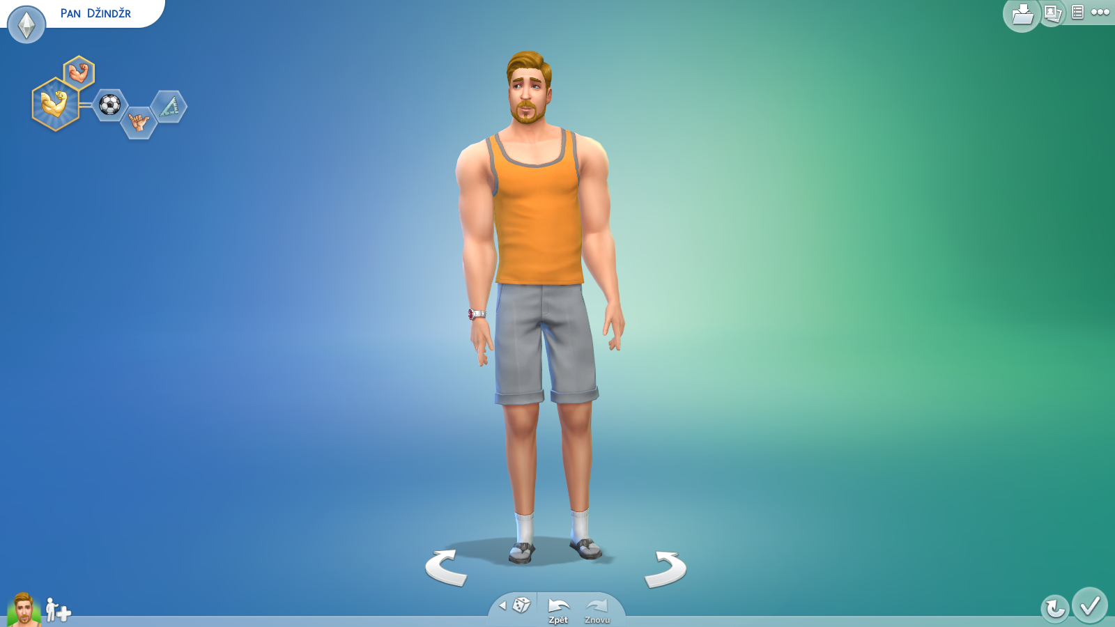 The Sims 4 - lesk a bída moderní generace 100397