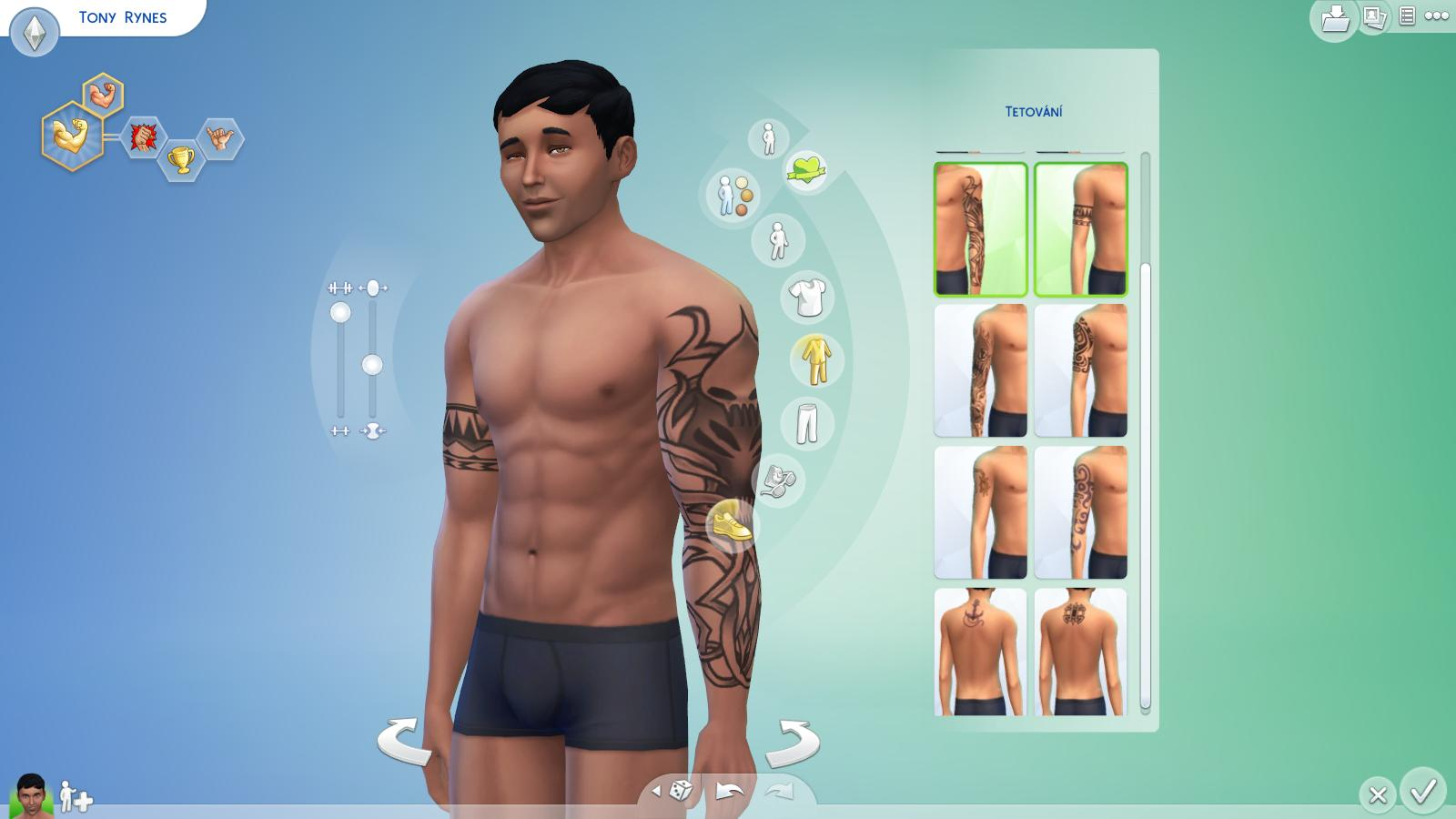 The Sims 4 - lesk a bída moderní generace 100398