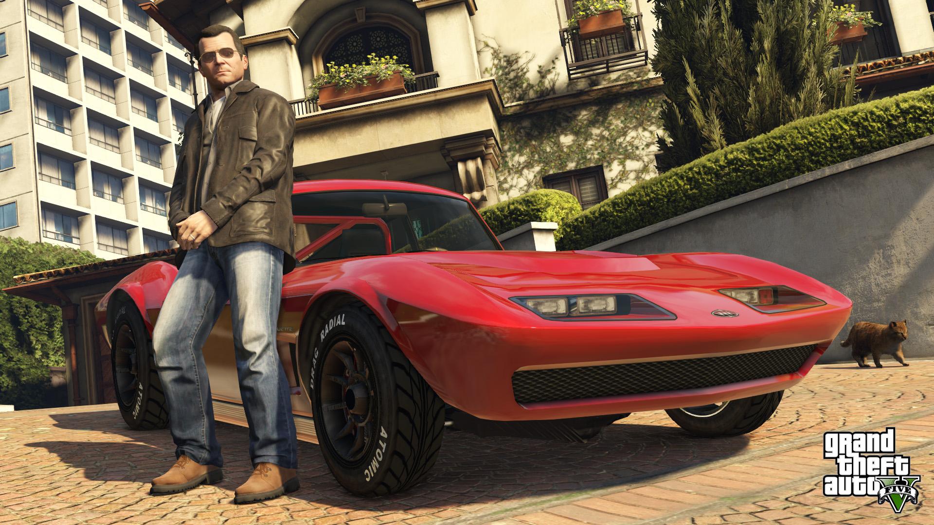 Grand Theft Auto V na nové konzole za akční cenu 100464