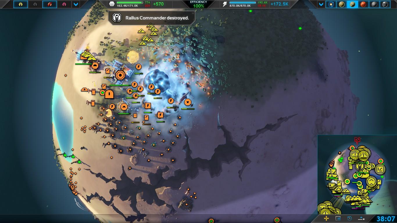 Planetary Annihilation - RTS nové generace 100550