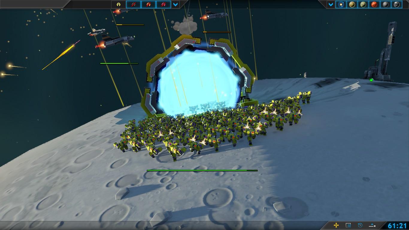 Planetary Annihilation - RTS nové generace 100551