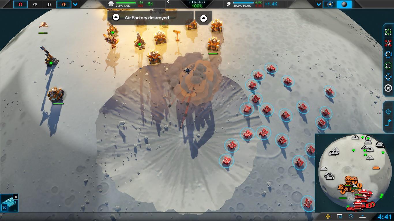 Planetary Annihilation - RTS nové generace 100557
