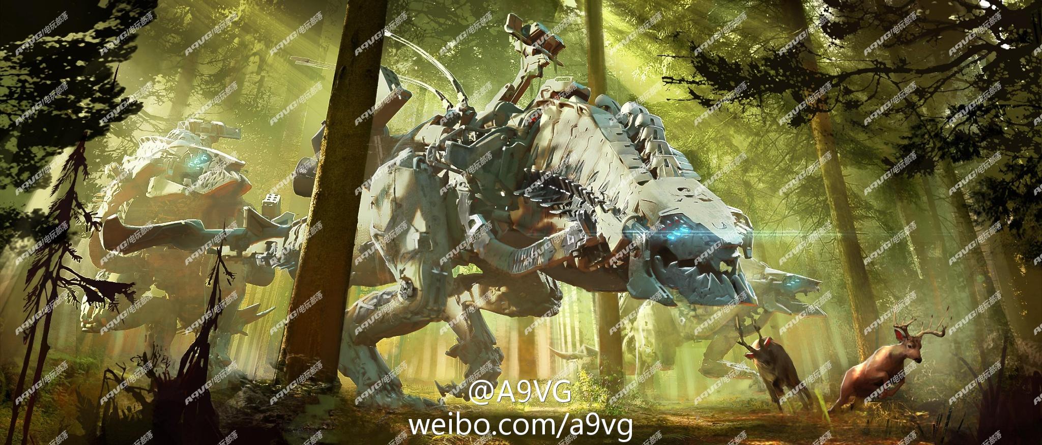 Nová hra od tvůrců Killzone ponese název Horizon 100599