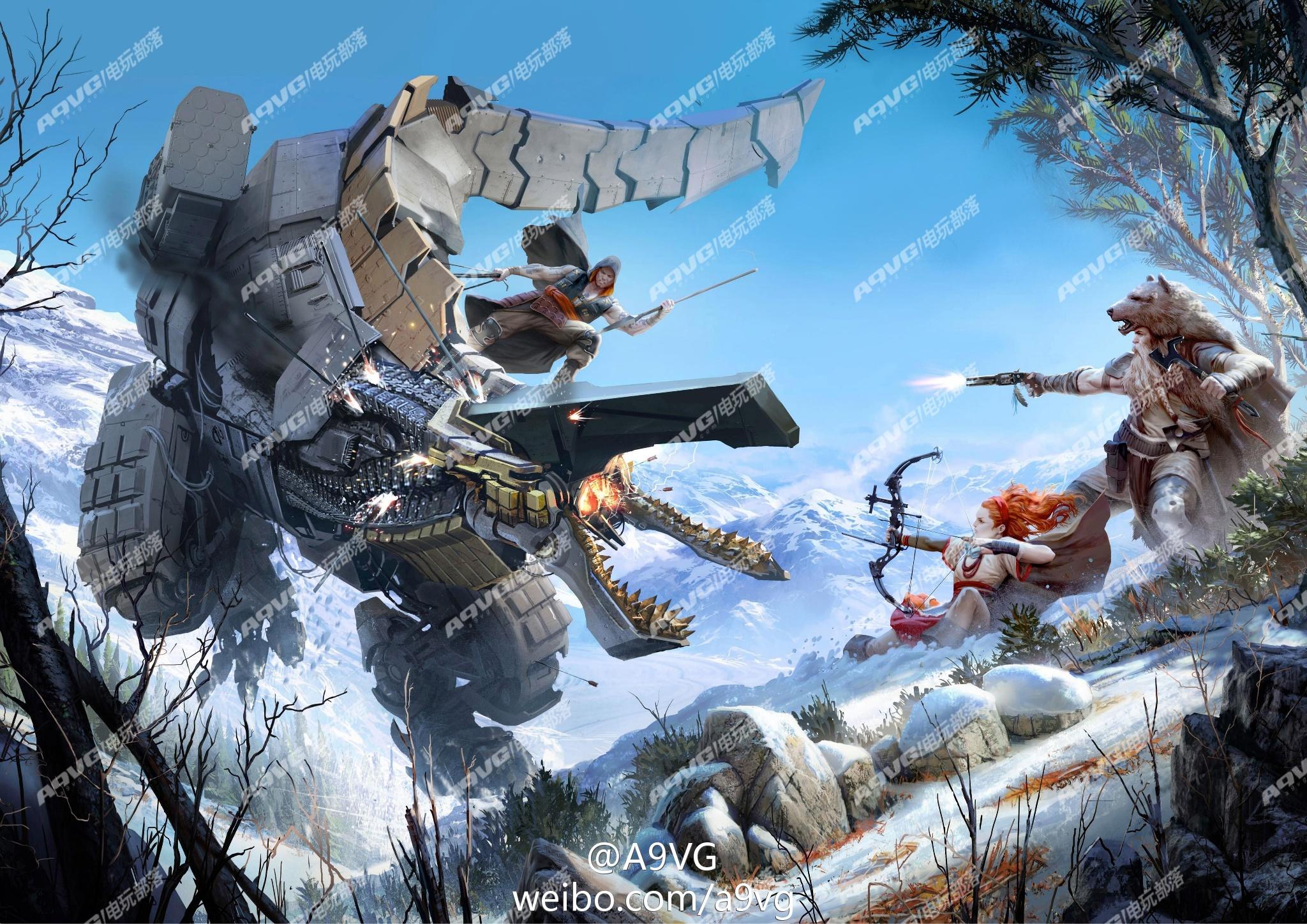 Nová hra od tvůrců Killzone ponese název Horizon 100600
