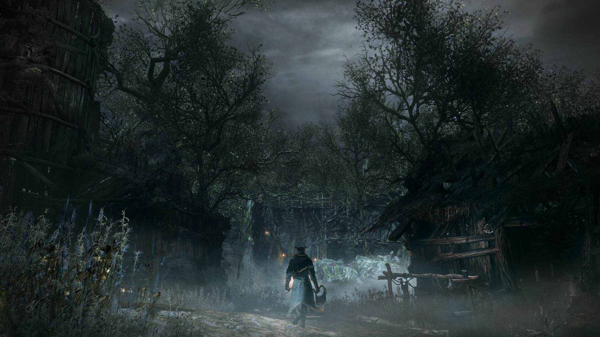 Bloodborne v TGS traileru 100638