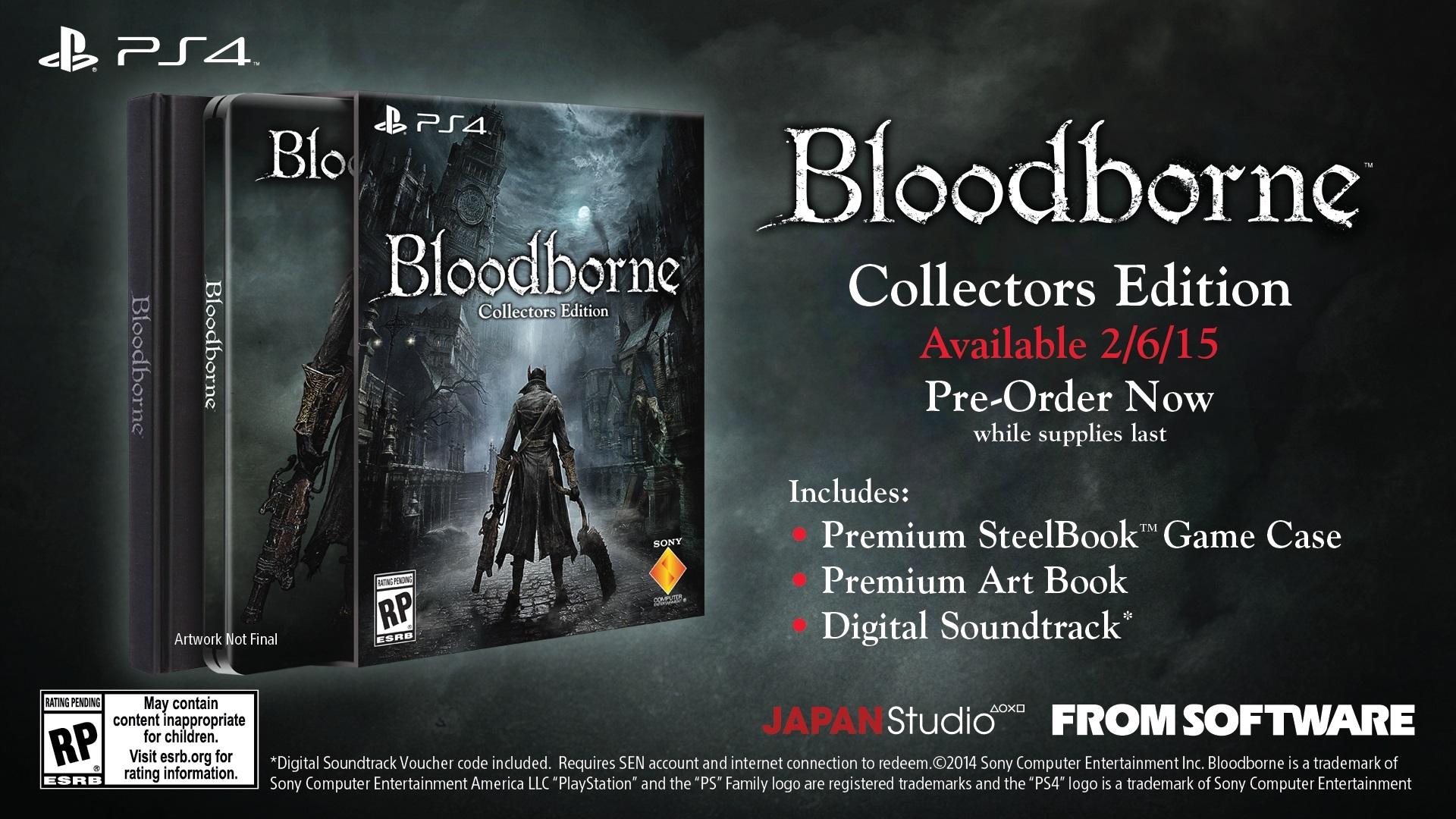 Bloodborne v TGS traileru 100646