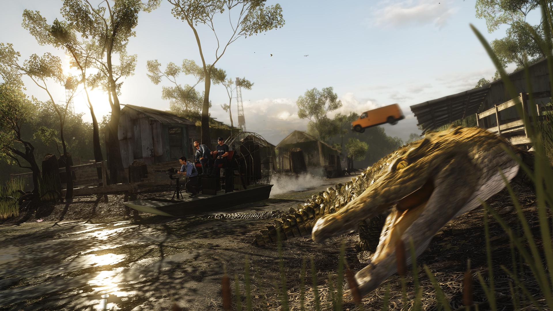 Pořádná akce s auty z multiplayeru Battlefield: Hardline 100651
