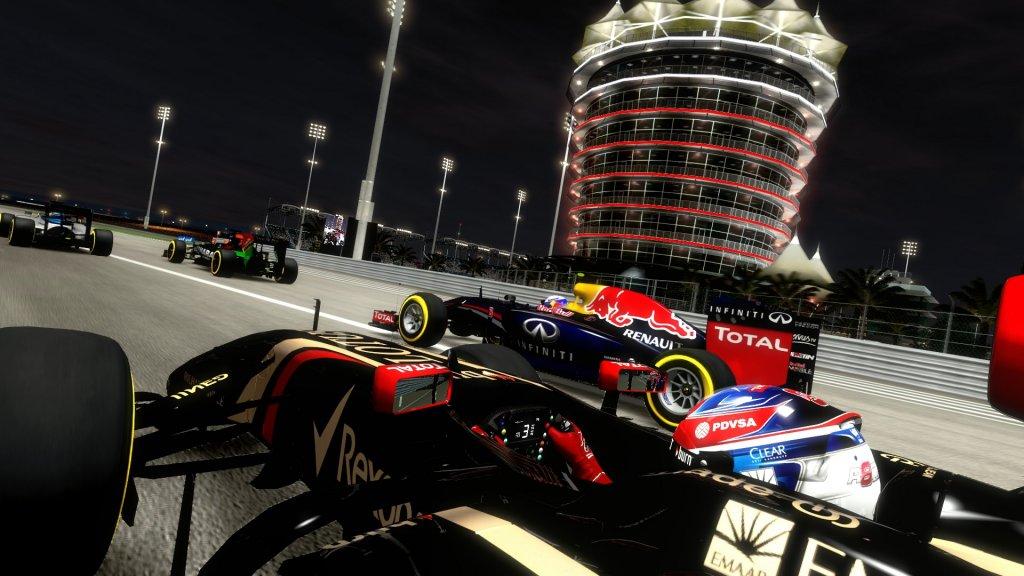 Singapore Hot Lap a obrázky z F1 2014 100659