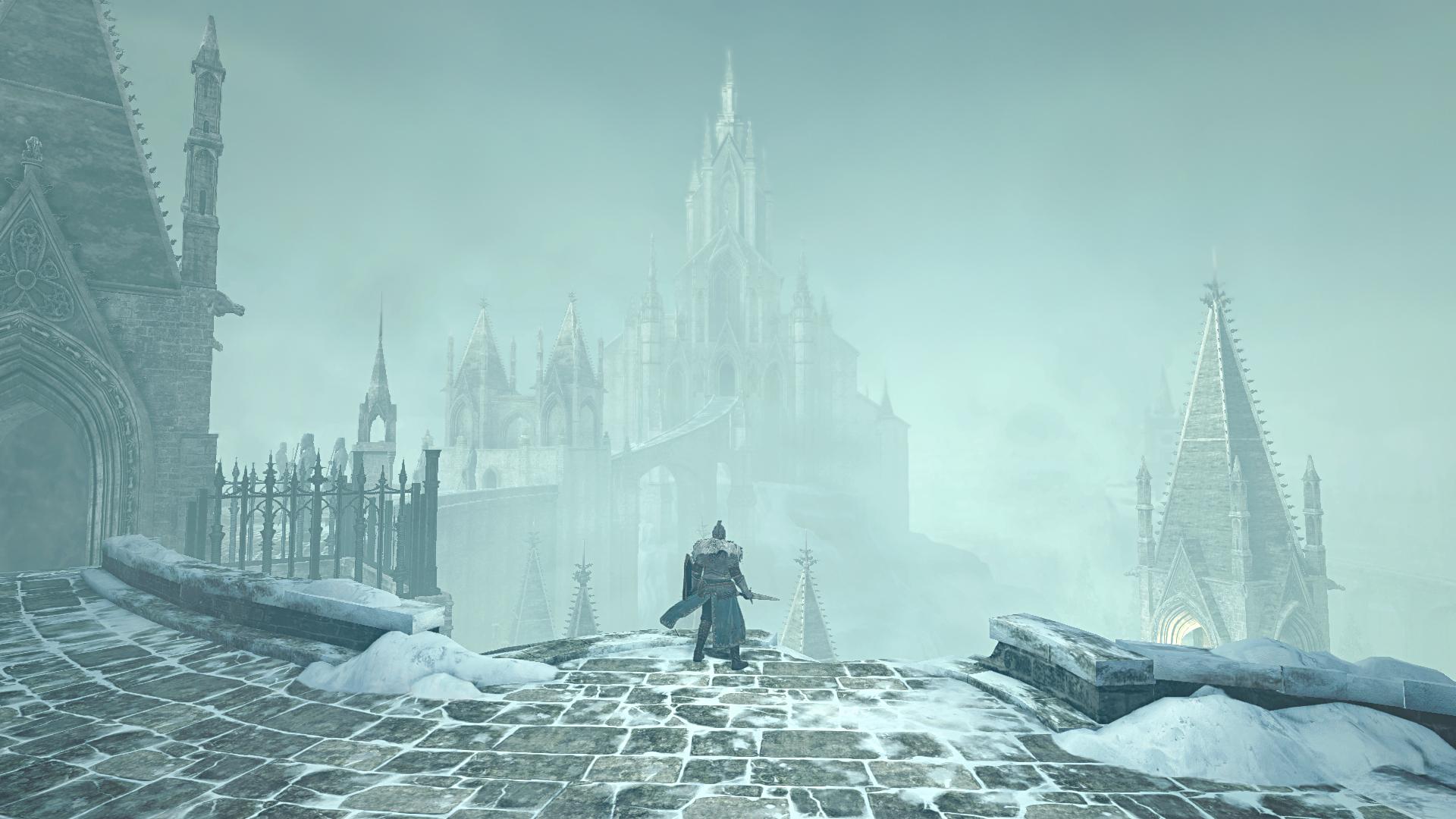 Mráz a vánice ve třetím DLC pro Dark Souls 2 100663