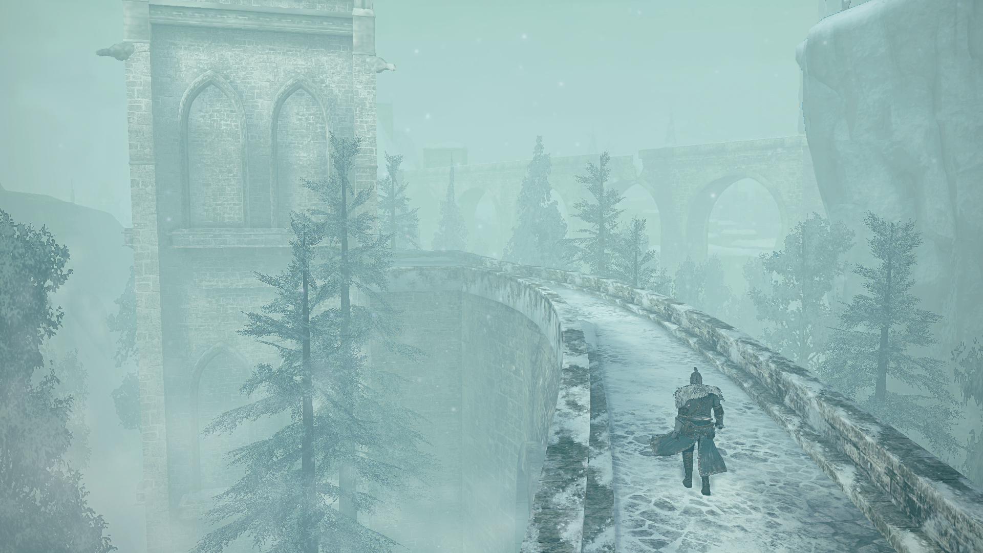 Mráz a vánice ve třetím DLC pro Dark Souls 2 100665