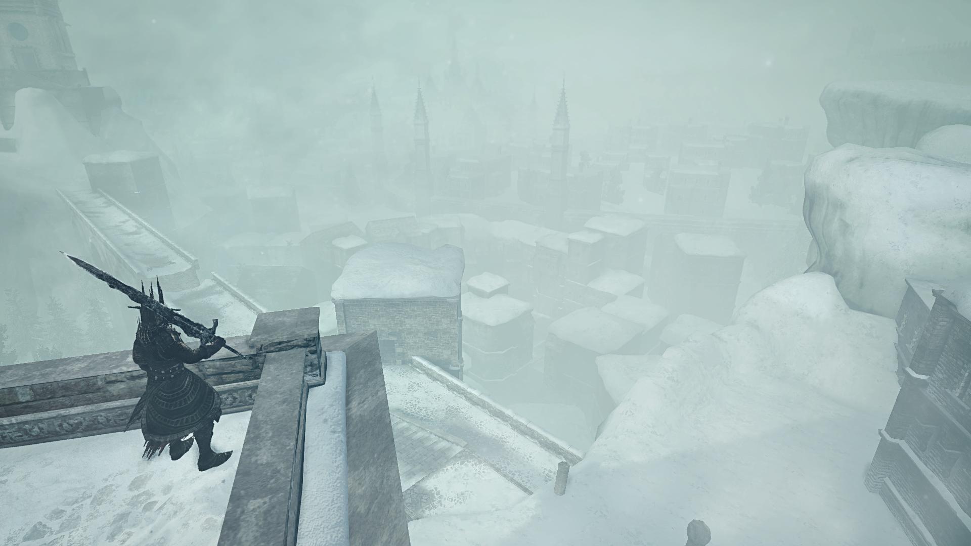 Mráz a vánice ve třetím DLC pro Dark Souls 2 100666