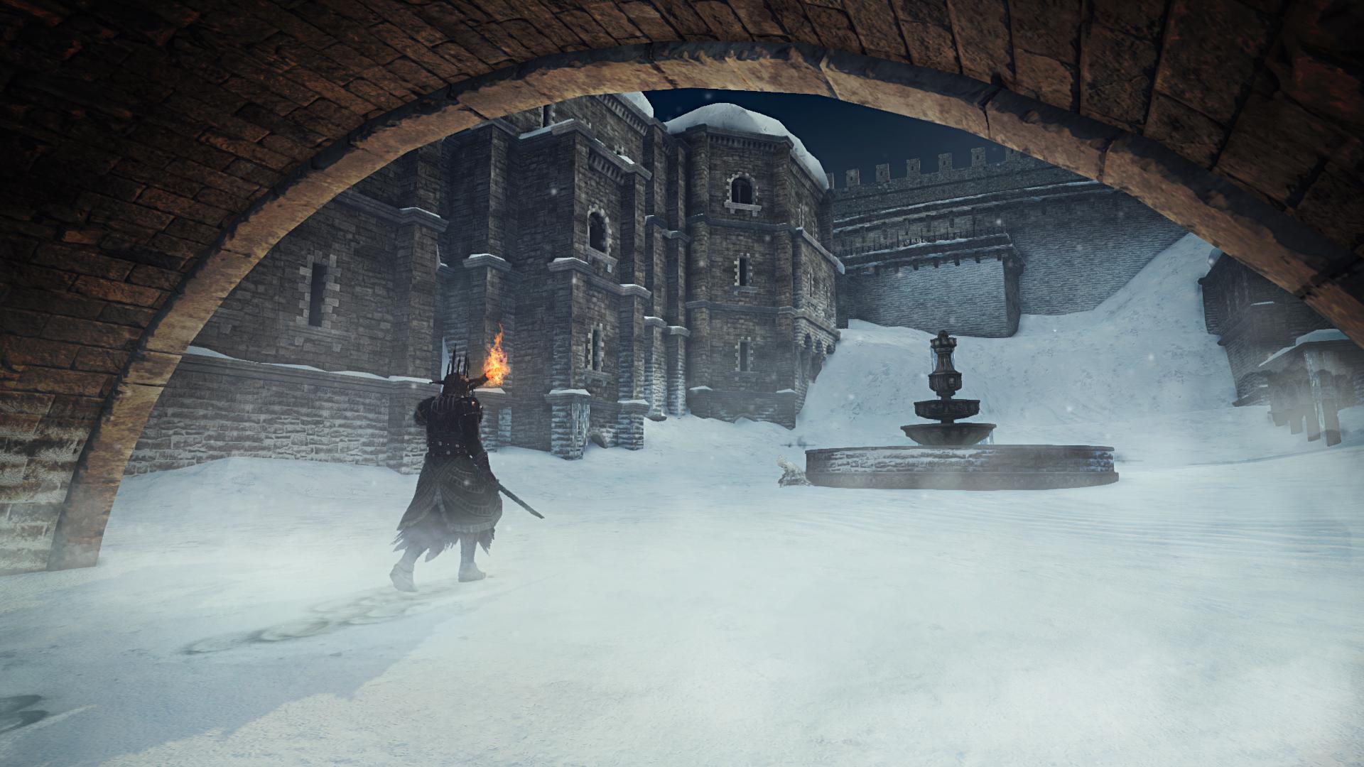 Mráz a vánice ve třetím DLC pro Dark Souls 2 100668