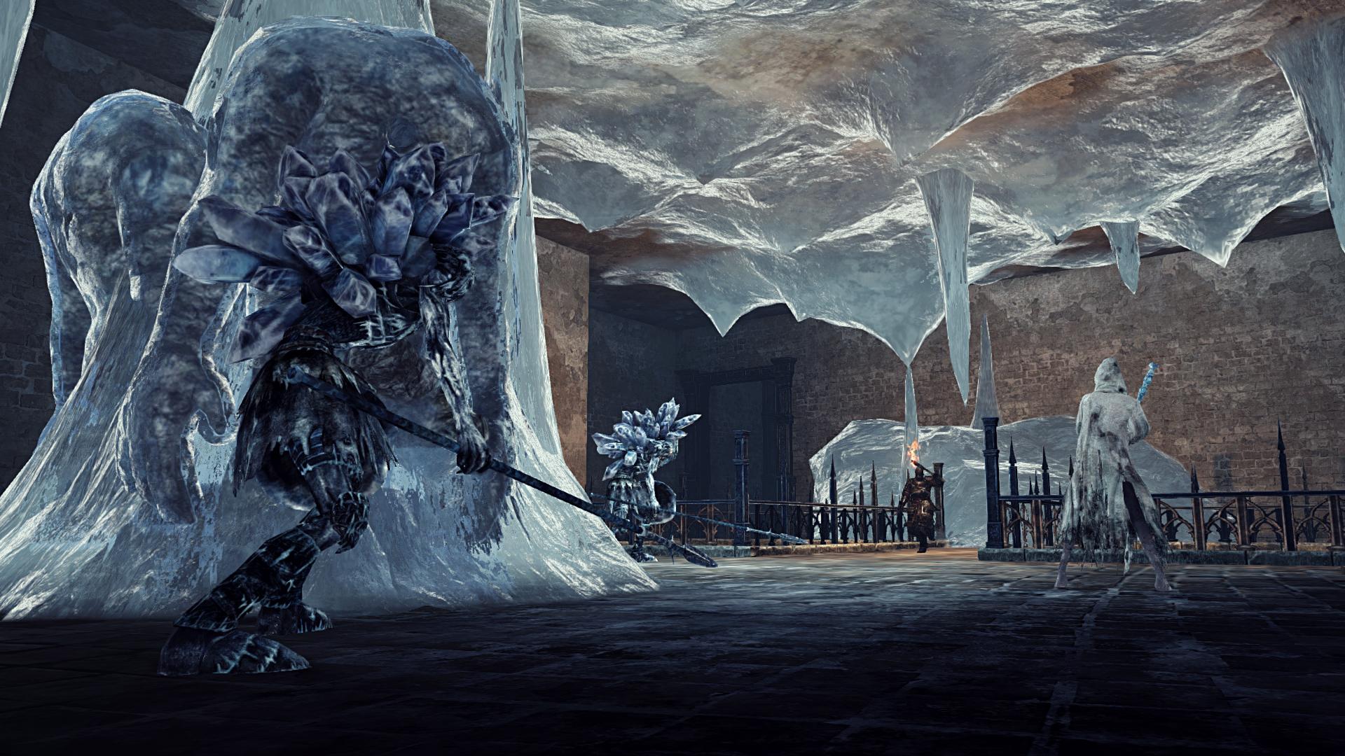 Mráz a vánice ve třetím DLC pro Dark Souls 2 100670