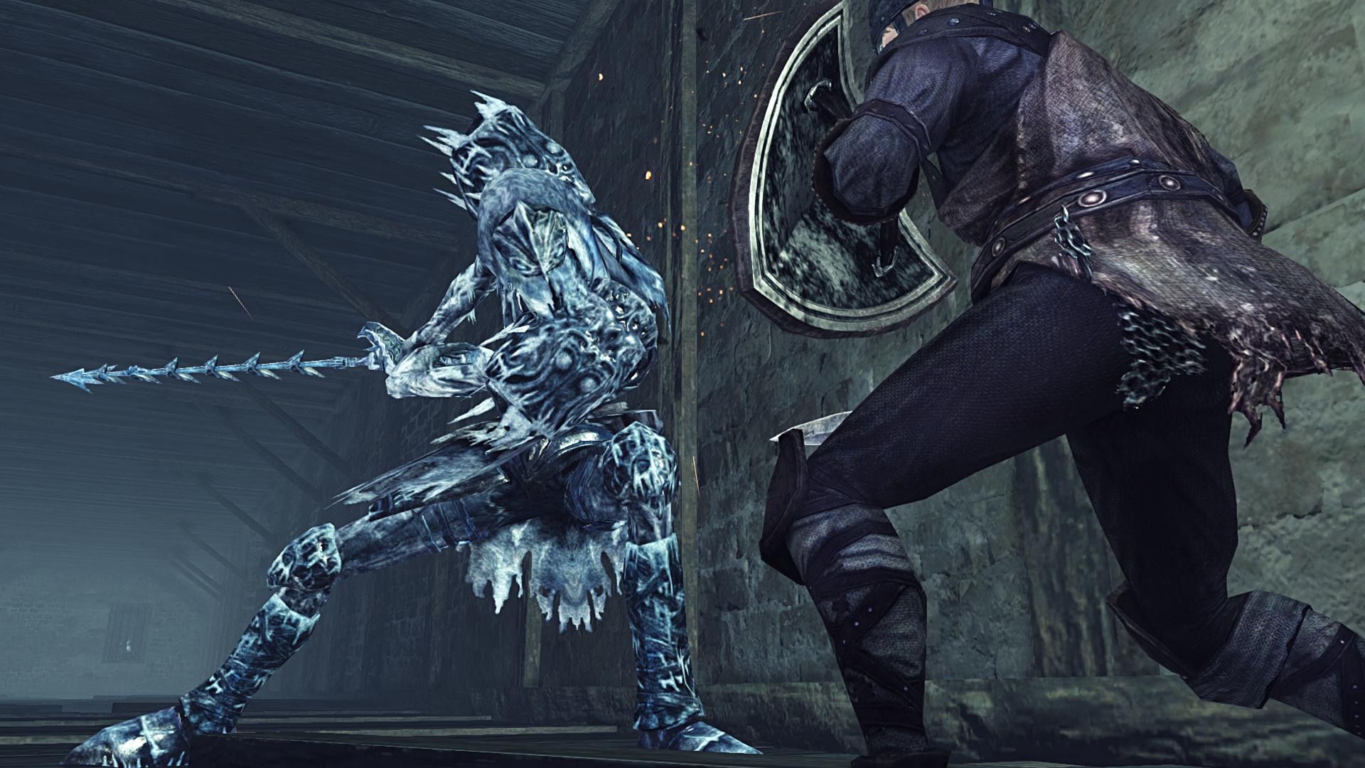 Mráz a vánice ve třetím DLC pro Dark Souls 2 100671