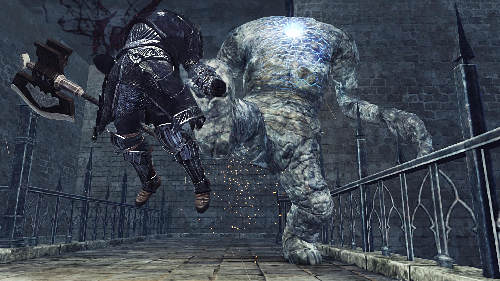 Mráz a vánice ve třetím DLC pro Dark Souls 2 100672