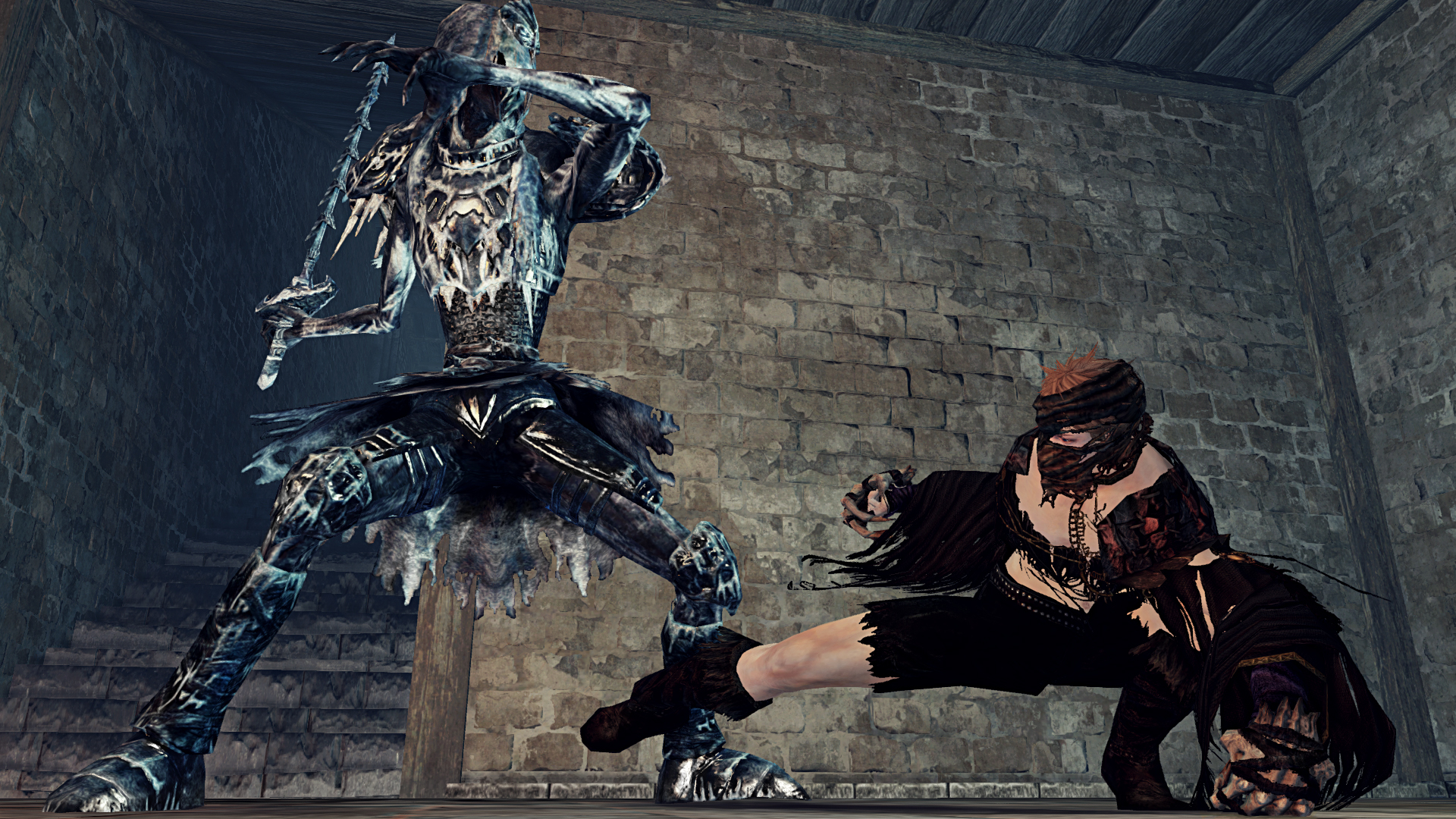Mráz a vánice ve třetím DLC pro Dark Souls 2 100673