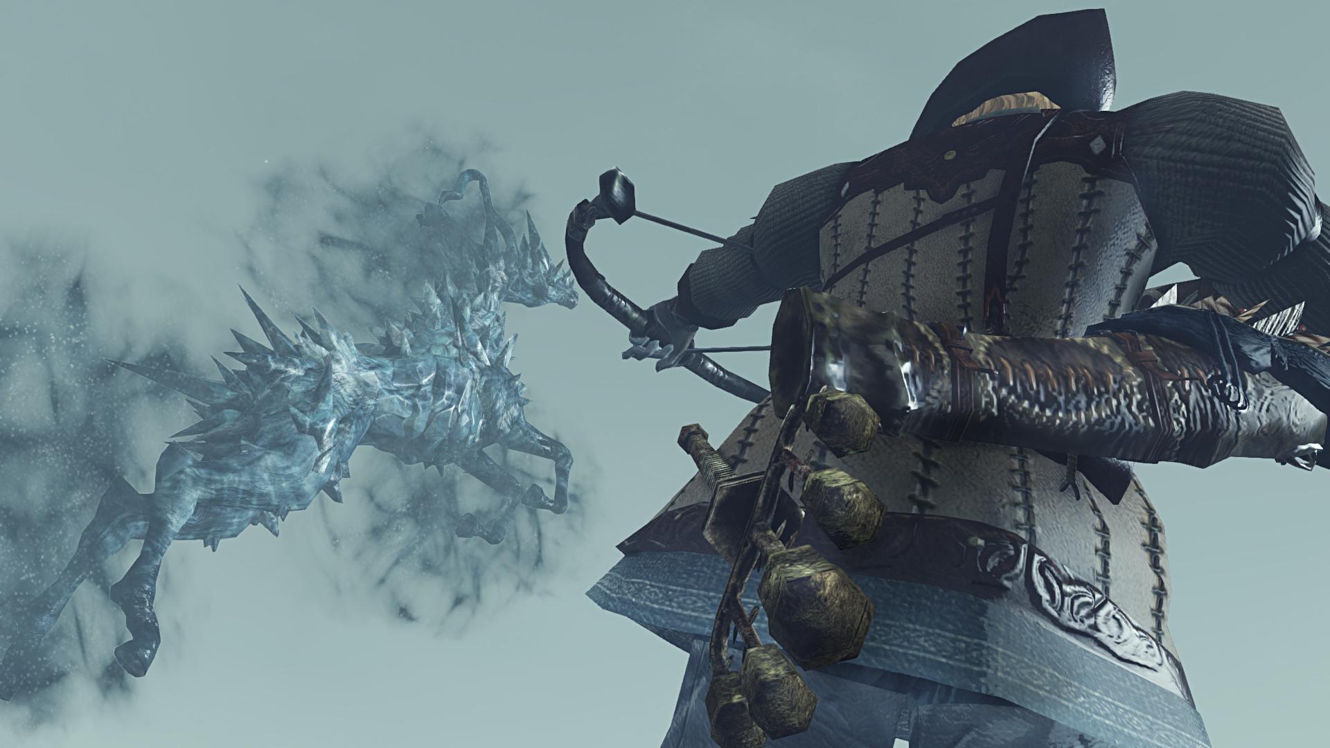 Mráz a vánice ve třetím DLC pro Dark Souls 2 100674