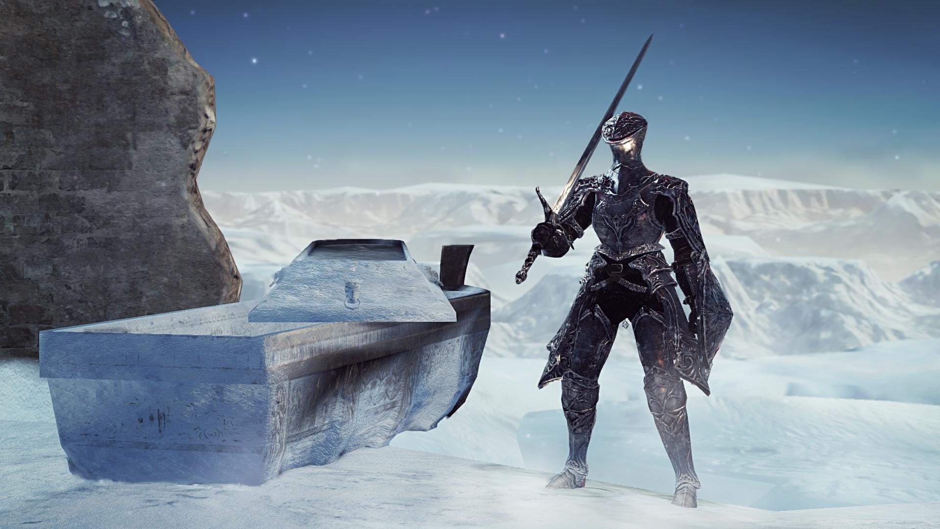 Mráz a vánice ve třetím DLC pro Dark Souls 2 100676