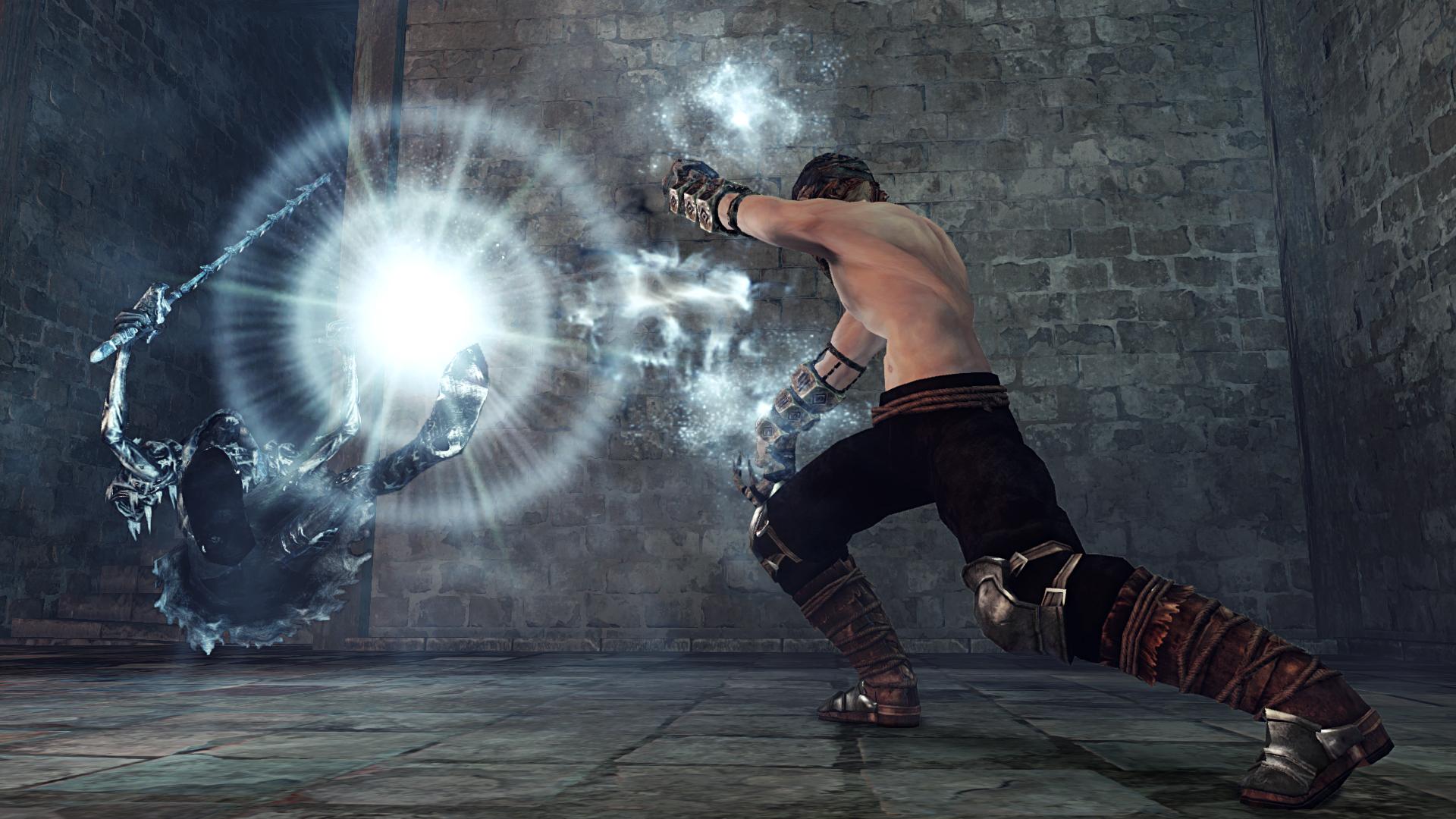 Mráz a vánice ve třetím DLC pro Dark Souls 2 100677