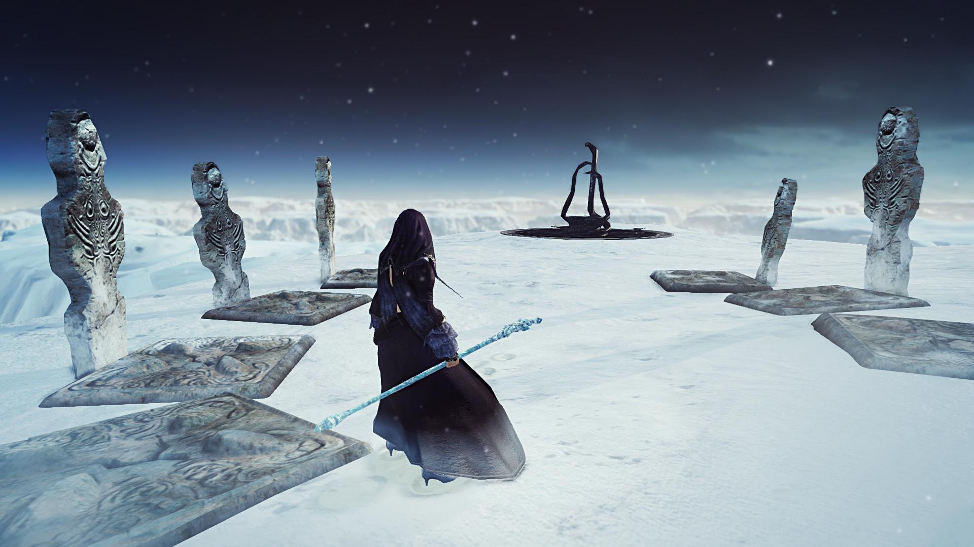 Mráz a vánice ve třetím DLC pro Dark Souls 2 100678