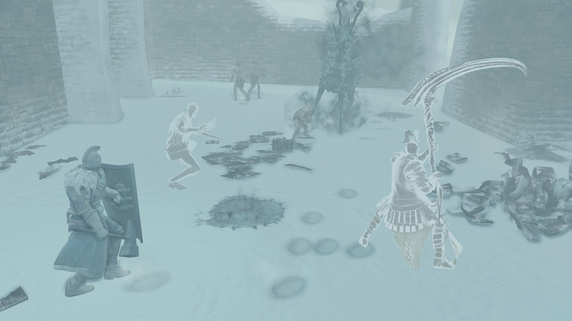 Mráz a vánice ve třetím DLC pro Dark Souls 2 100679
