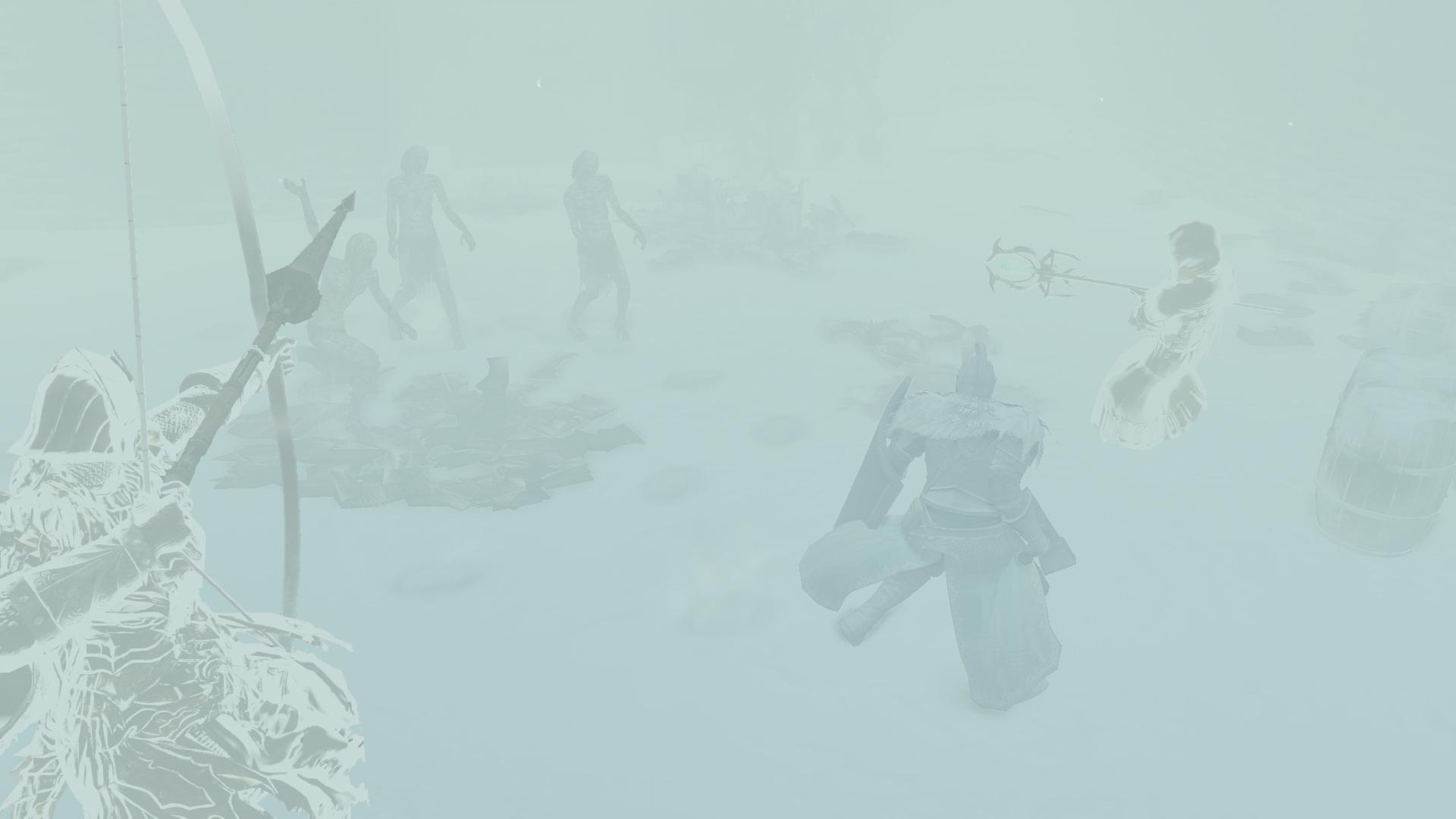 Mráz a vánice ve třetím DLC pro Dark Souls 2 100680