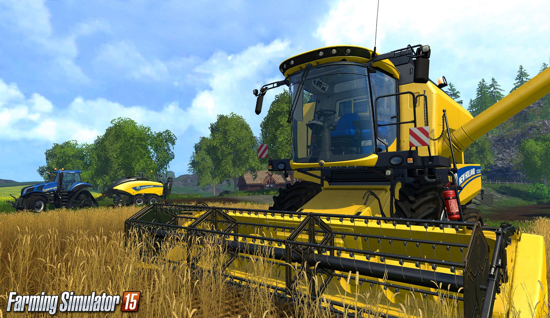 Farming Simulator 15 vyjde 30. října 100684