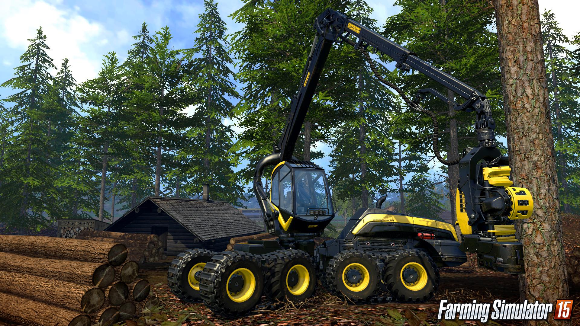 Farming Simulator 15 vyjde 30. října 100685