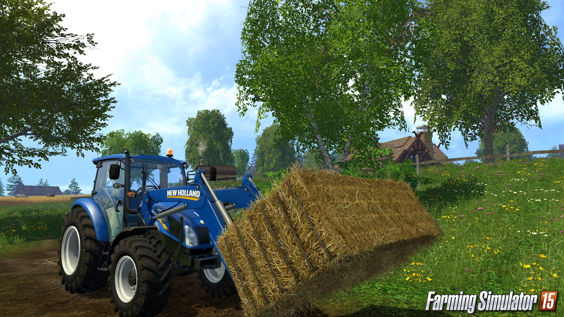 Farming Simulator 15 vyjde 30. října 100686