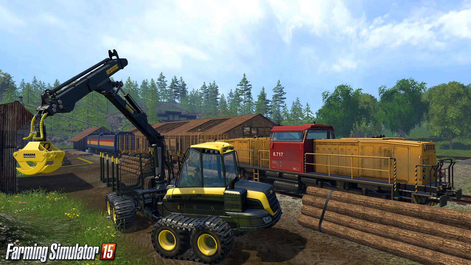 Farming Simulator 15 vyjde 30. října 100687