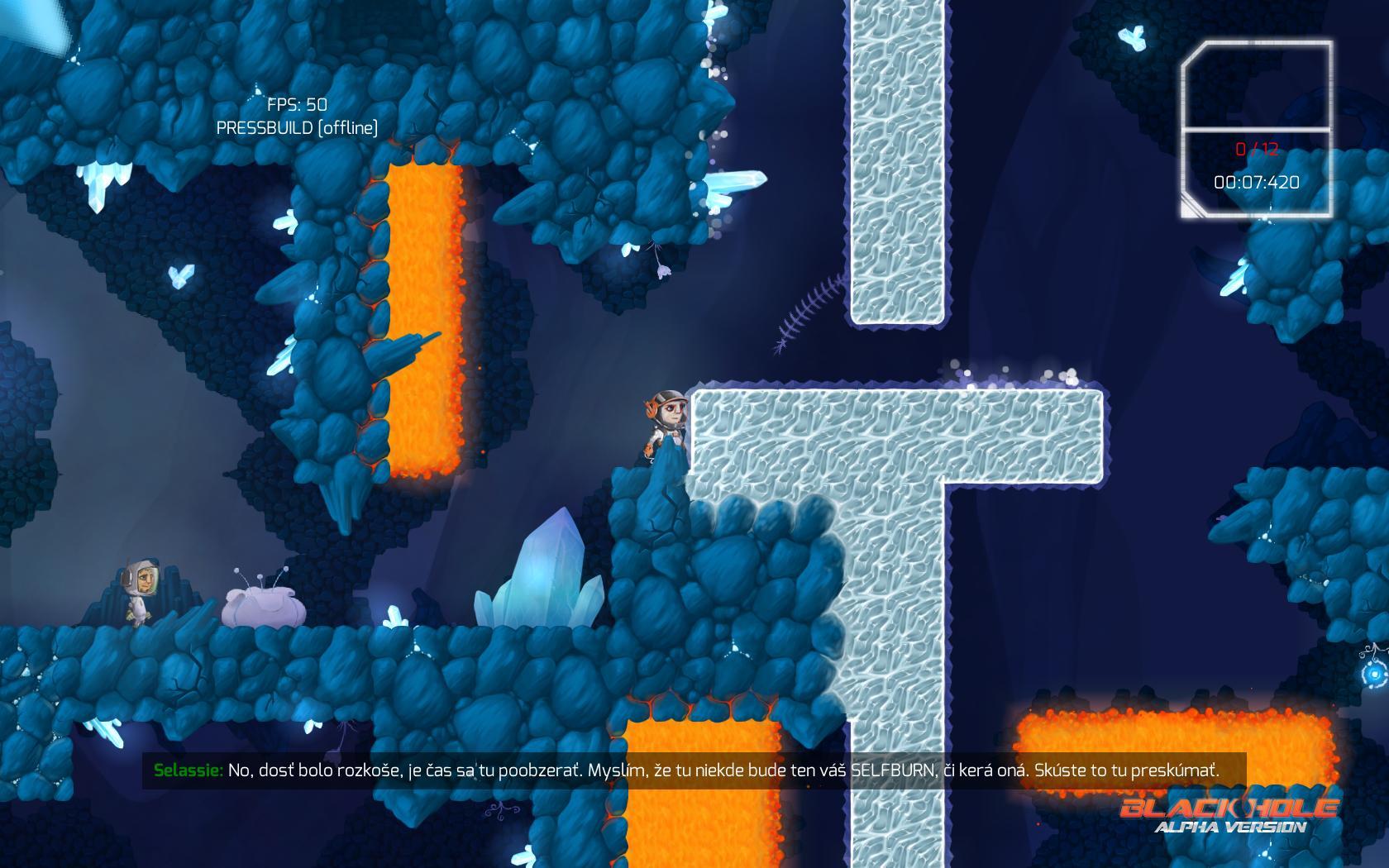 Blackhole - dojmy z preview verze 100692