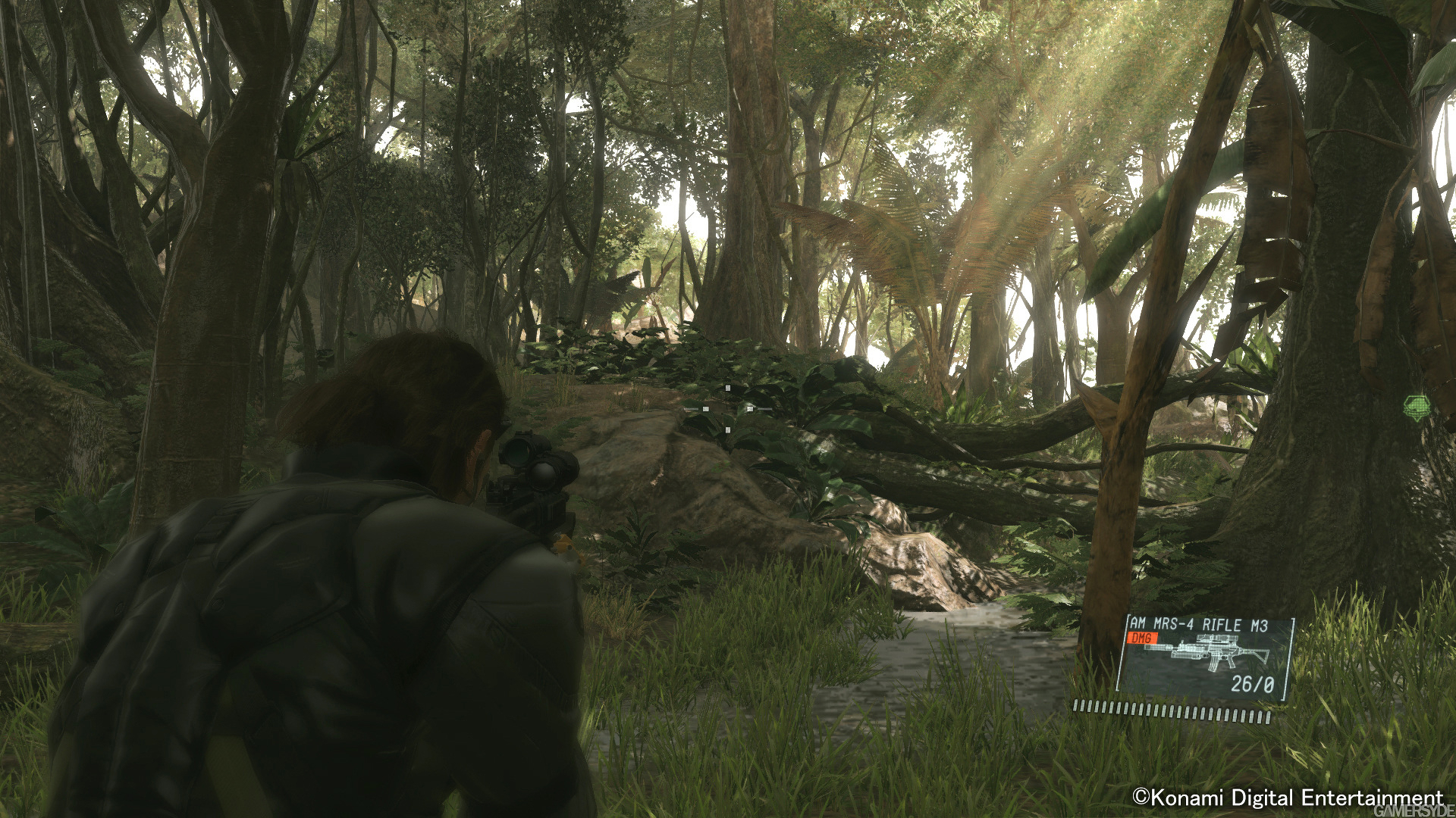 Diamond Dog nejlepší přítel Snakea v Metal Gear Solid V 100709