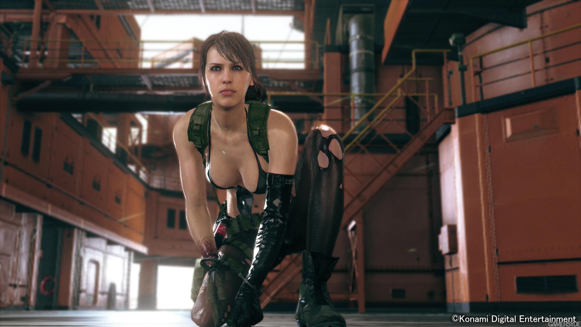 Diamond Dog nejlepší přítel Snakea v Metal Gear Solid V 100715