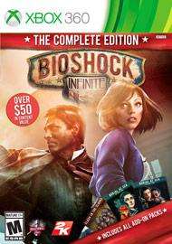 BioShock Infinite dostane kompletní edici 100721