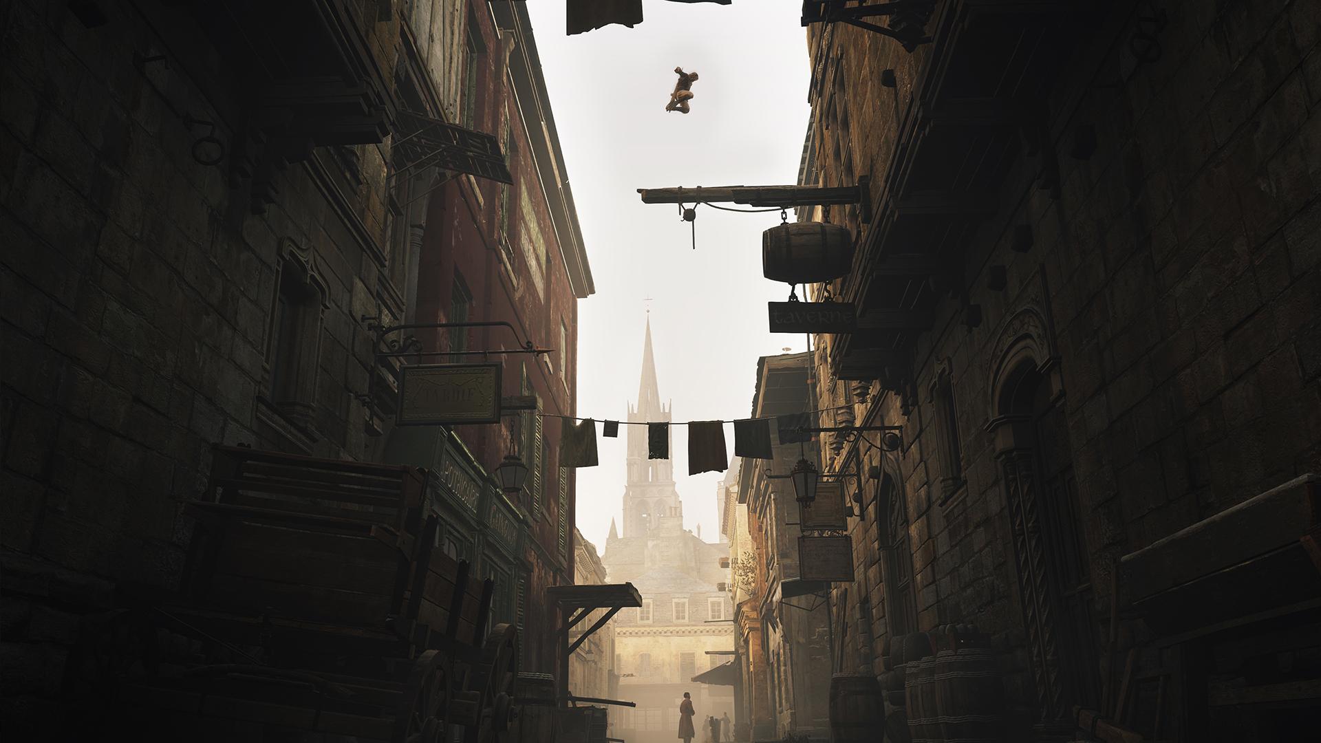 Odhalen Season Pass pro Assassin's Creed Unity a plošinovka 100724