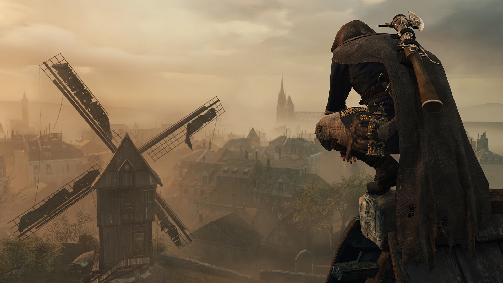 Odhalen Season Pass pro Assassin's Creed Unity a plošinovka 100728