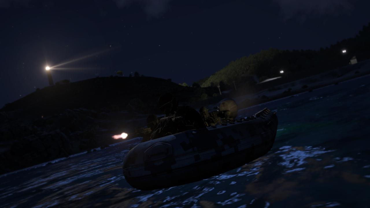 Dojmy z hraní Arma 3: Helicopters a návštěvy Bohemia Interactive 100735