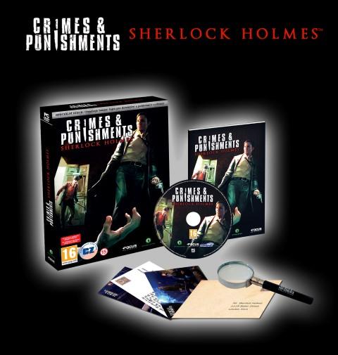Představena sběratelská edice Sherlocka Holmese od Comgadu 100737