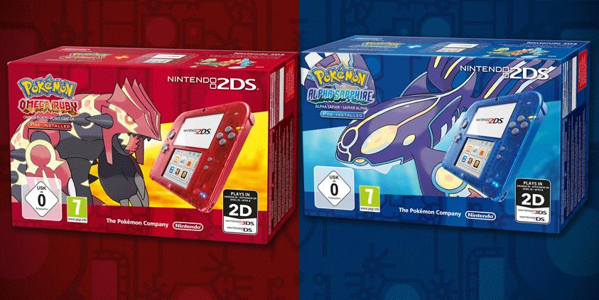 Nintendo 2DS dostane dva nové modely 100740