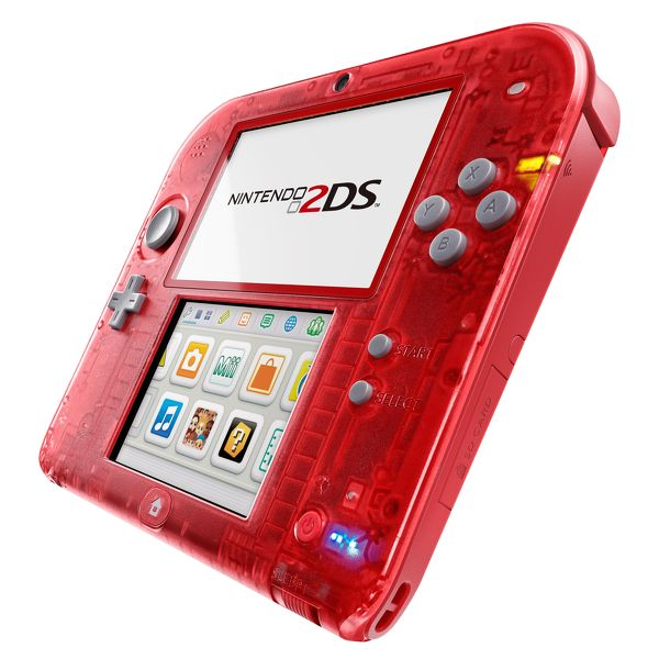 Nintendo 2DS dostane dva nové modely 100741