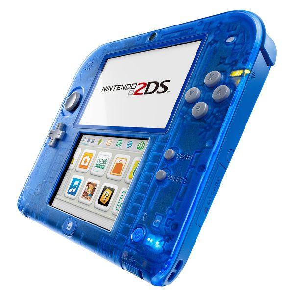 Nintendo 2DS dostane dva nové modely 100742