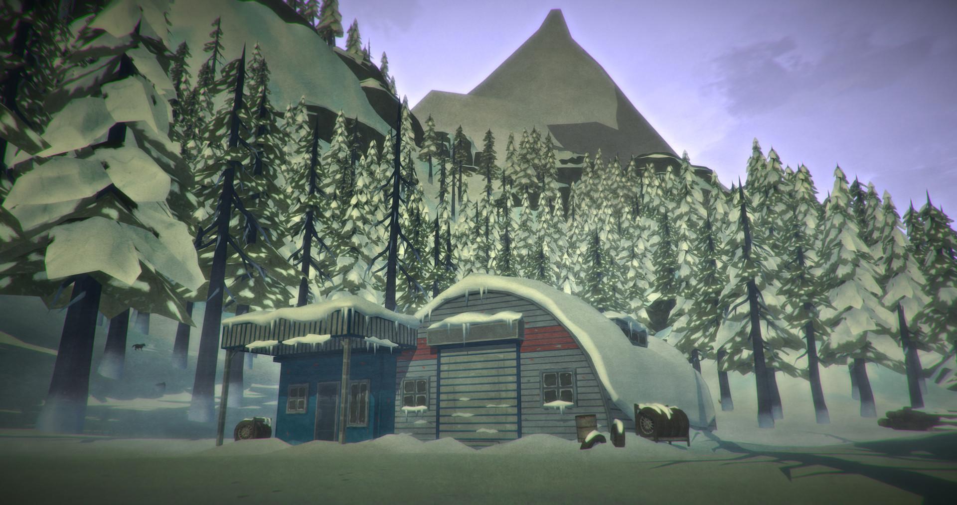 První hráči se snaží přežít v simulátoru The Long Dark 100760