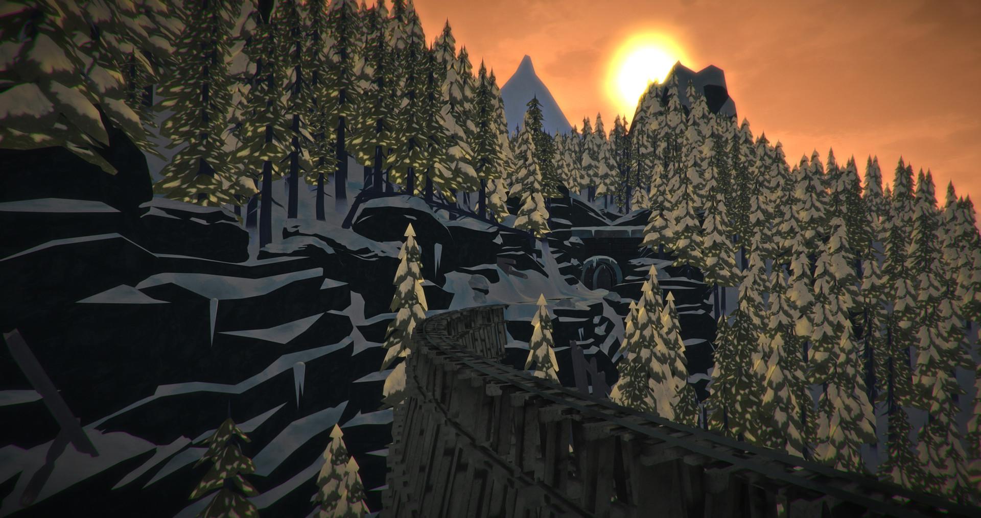 První hráči se snaží přežít v simulátoru The Long Dark 100762