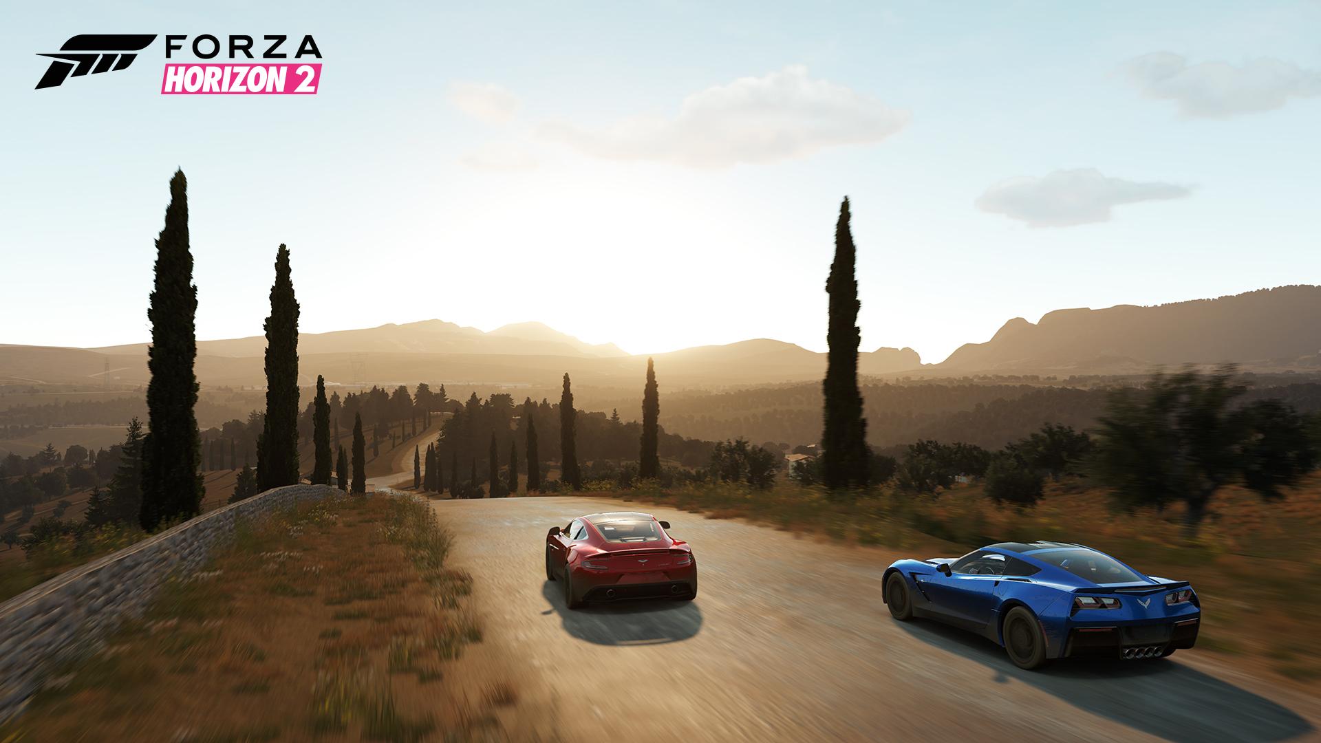 Forza Horizon 2 – prosluněná a promáčená jižní Evropa 100781