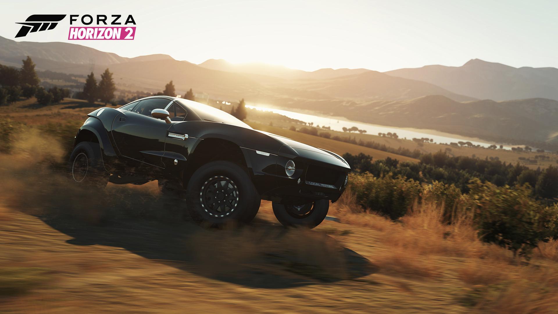 Forza Horizon 2 – prosluněná a promáčená jižní Evropa 100791