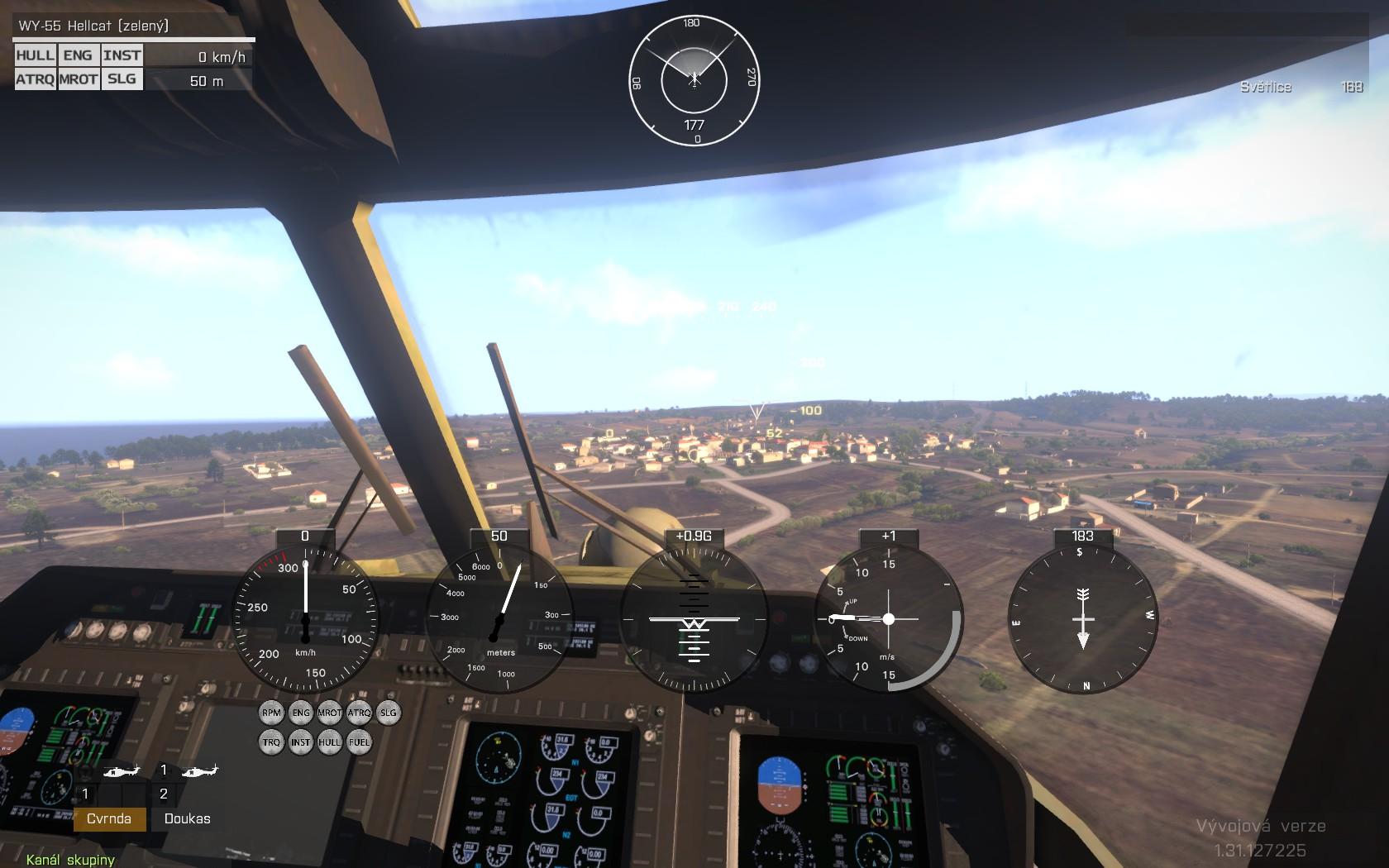 Dojmy z hraní Arma 3: Helicopters a návštěvy Bohemia Interactive 100793