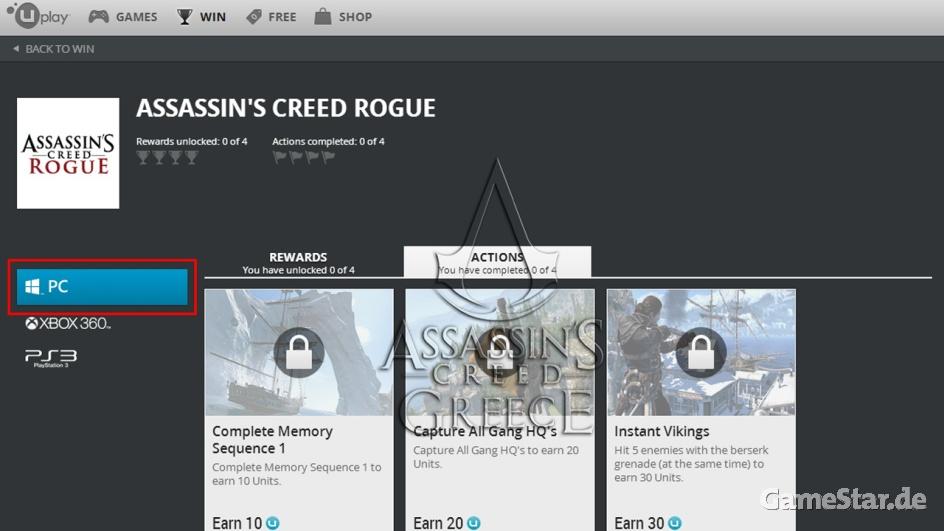 Praskla PC verze Assassin's Creed: Rogue 100843